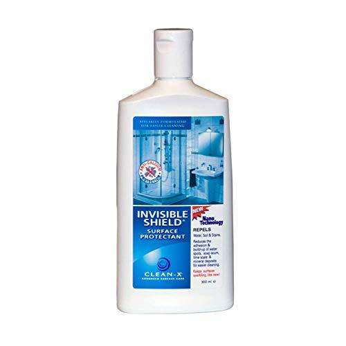 Traitement Anti-Calcaire Invisible Shield Clean-X 300 ml