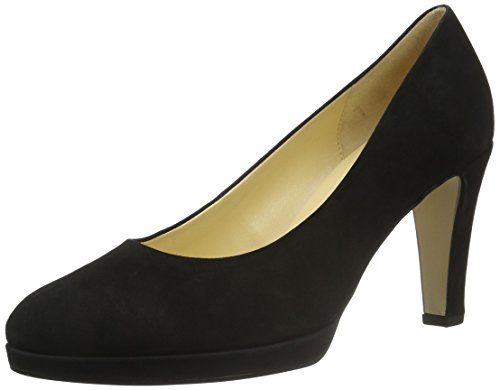 Gabor Shoes 41.270 Damen Plateau Pumps, Schwarz (17 schwarz(LFS natur), 40.5 EU (7 UK)