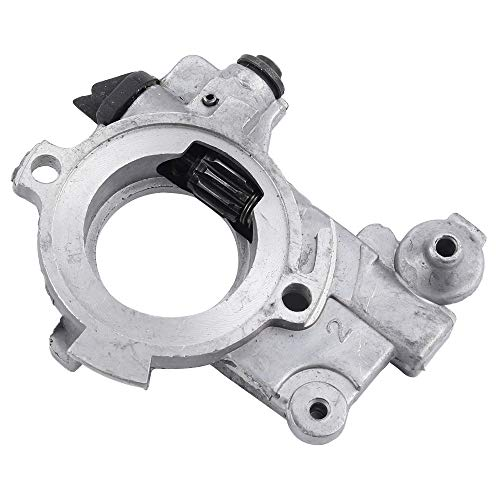 POEMQ MS660 Oil Pump Worm Gear Kit for STIHL 066 064AV MS650 MS660 Chainsaw Replace 1122 640 3205 with Intake Manifold Spark Plug Oil Filter Line Fuel Filter Line