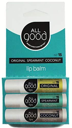 All Good SPF 15 Organic Lip Balm