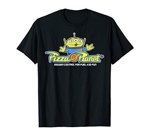 Disney Pixar Toy Story Alien Pizza Planet Classic T-Shirt T-Shirt
