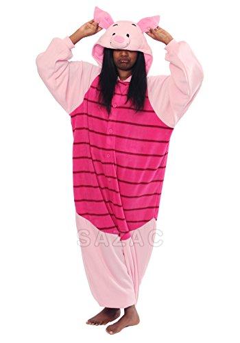 Piglet Pajama Costume (Standard) [Toy] (japan import)