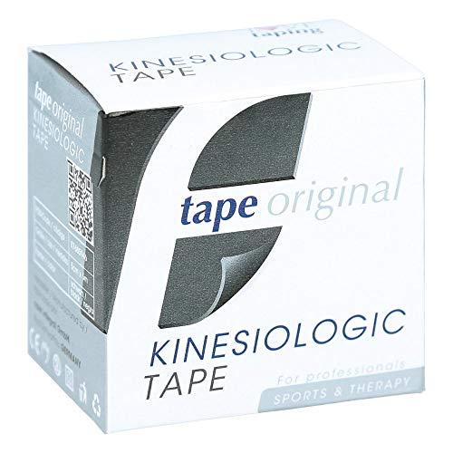 KINESIOLOGIC tape original 5 cmx5 m schwarz 1 St