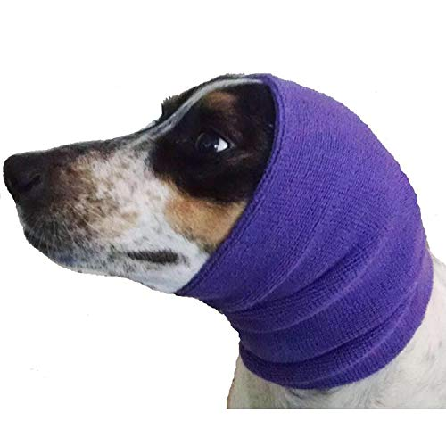 Happy Hoodie for Dogs - The Original Grooming and Force Drying Miracle Tool for Anxiety Relief and Calming Dogs
