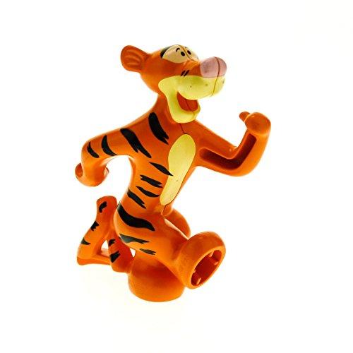 1 x Lego Duplo Tigger Winnie the Pooh Figur Tiger Tier Puh Bär E01