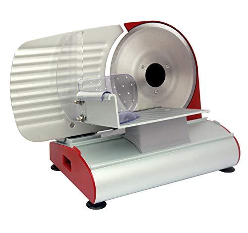 Rgv 110901 Affettatrice, Alluminio, 200 W, Multicolore