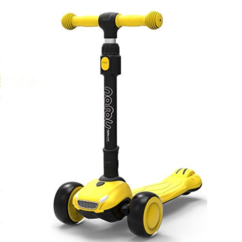 Fantastic Prices! Standard Skateboards Skateboard Child Scooter Flash Wheel 3-6 Year Old Child Yo-yo...