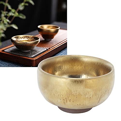 Taza de té de cerámica, exquisito juego de té Taza de té bellamente empaquetada con material cerámico para hacer té, decorar y regalar a los amigos