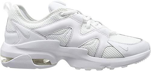 Nike Herren AIR MAX GRAVITON Laufschuhe, Weiß (White/White 102), 42 EU