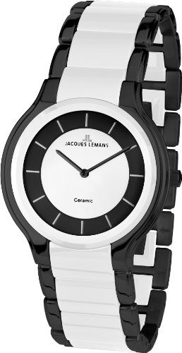 Jacques Lemans Damen-Armbanduhr XS Analog Keramik 1-1582E_1