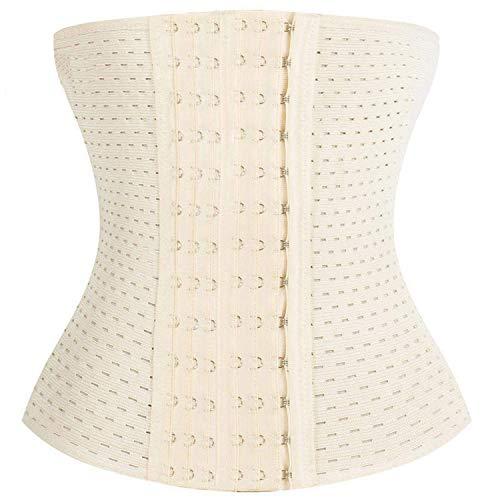Adelina Sportkorset voor dames, taille-lijf, training, onderborst, taille, cincher taille, trainer, modieuze taille-vormer, zeven soorten