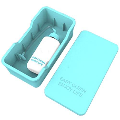 lujiaoshout Oído Kit scrubbeder oído Lavadora Cera del oído del oído del removedor scrubbedning Agua de riego Kit removedor de la Cerumen para Mejorar la higiene Productos de Cuidado Personal