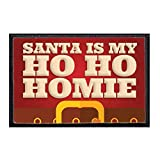 Santa is My...image