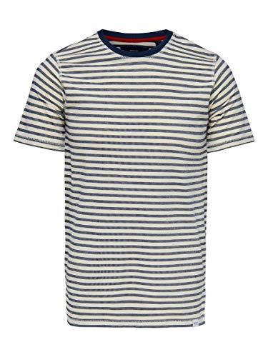 ONLY & SONS Male T-Shirt Gestreiftes XLDress Blues