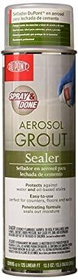GROUT SEALER AEROSOL,13.5 oz(Pack of 2)