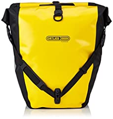 Ortlieb harness systemfor converting the Bike-Packer Plus into a daypack which is comfortable to carry. Ortlieb Mesh pocketfor bags Ortlieb Notebook Sleeve Ortlieb Bottlecagefor bags Ortlieb removable outer pocketswith roll closure can be mounted lat...