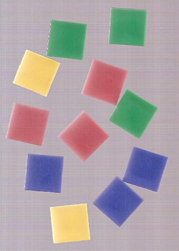 Additional Resources for the Dlm Early Childhood Program - Set of Color Tiles
