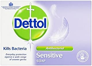Dettol Antibacterial Sensitive Soap 100g