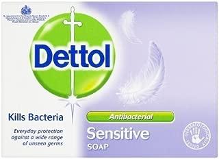 Dettol Antibacterial Soap Bar Sensitive (100g)