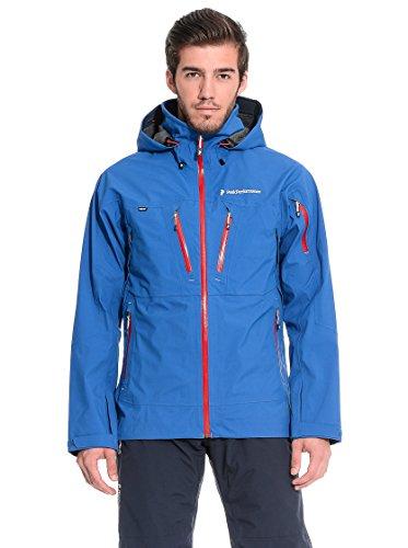 Peak Performance Skijacke Vertigo Softshell blau S