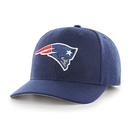OTS NFL Star DP Gorra Ajustable para Hombre, All-Star DP Gorra Ajustable, Color del Equipo, Una Talla