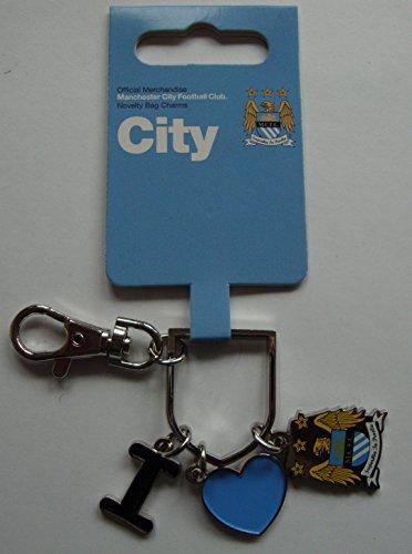 Manchester City nieuwigheid tas charme ik hou van stad