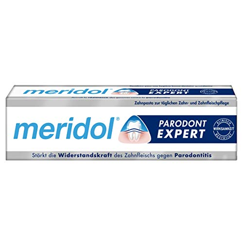 Meridol Halitosis tandpasta Parodont Expert