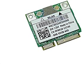 FR016 - Dell True Mobile 1397 802.11 b/g Wireless WiFi Card - Half-Height Mini-PCI Express Card - FR016