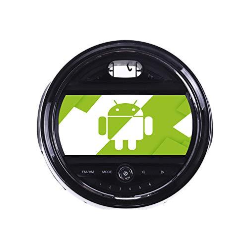 AOTSR 7 Pulgadas Android 10 Radio Coche Multimedia Player Autoradio para BMW Mini One Cooper S Luke F55 F56 NBT 2014-2018 Navegación GPS Bluetooth DSP Carplay Radio Pantalla táctil WiFi