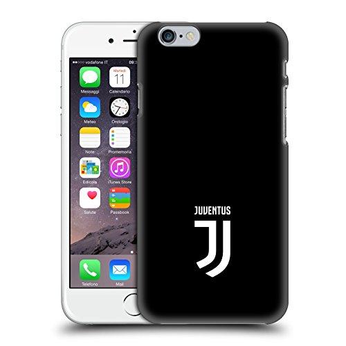 Head Case Designs Licenza Ufficiale Juventus Football Club Banale Lifestyle 2 Cover Dura per Parte Posteriore Compatibile con Apple iPhone 6 / iPhone 6s