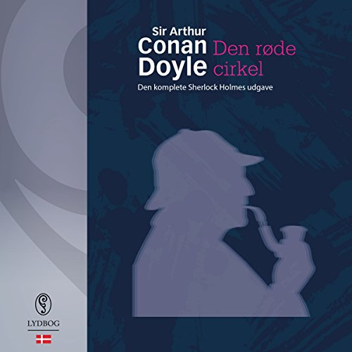 Den røde cirkel audiobook cover art
