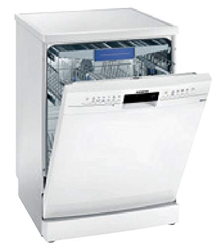 Siemens iQ300 SN236W17NE lavavajilla Independiente 14 cubiertos A++ - Lavavajillas (Independiente, Blanco, Tamaño completo (60 cm), Blanco, Botones, Frío)