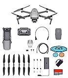 DJI Mavic 2 Pro Drone Quadcopter with Hasselblad Camera HDR Video UAV Adjustable Aperture 20MP 1' CMOS Sensor, Dlog-M Color Profile, (RENEWED)
