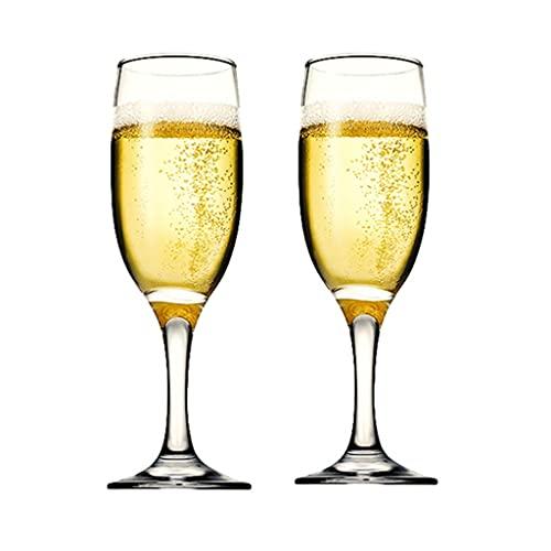 MQH Copas de Vino Juego de Copas de Vino de Cristal 2 - Conjunto de Copa de Vino de Tallo - Copas de Vino de Tallo Largo para Aniversario de Aniversario de Aniversario Copas para Vino