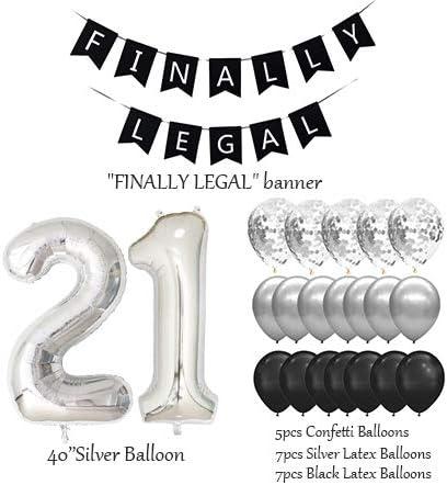 21 birthday decoration _image4