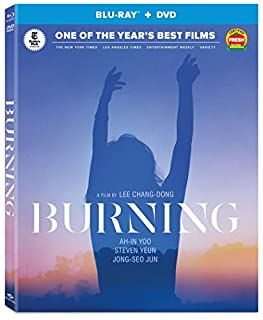 Burning [Blu-ray + DVD Combo] (B07HQ7HVQ8) | Amazon price tracker / tracking, Amazon price history charts, Amazon price watches, Amazon price drop alerts