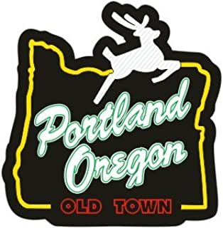 portland sign old town