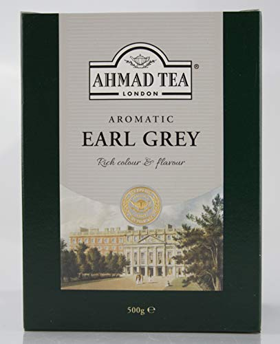 Ahmad Tea Tee Earl Grey 500 Gramm Loser Tee