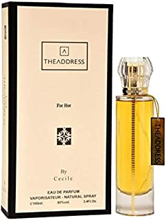Cecile The Address For Women 100ml - Eau de Parfum