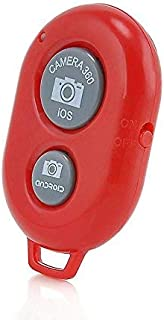 I-Sonite Wireless Bluetooth Camera Shutter Remote Control Compatible with All iOS and Android Devices for Ulefone Power 2