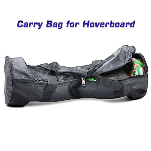 COLORWAY Hoverboard Sac de Transport, Sac matériel imperméable d'Overbord Bon pour Swegway 6 pouces/8pouces/8.5 pouces/10 Pouces (6.5 Pouces)