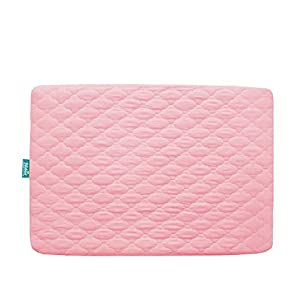 """crib bedding and baby bedding pack n play mattress pad cover, ultra soft waterproof playard sheet