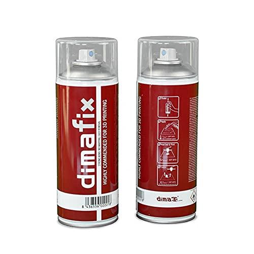 DimaFix-Spray di fissativo per stampa in rilievo