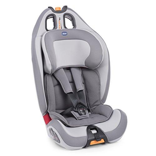 Chicco GroUp 123 Car Seat Seggiolino Auto, Grigio