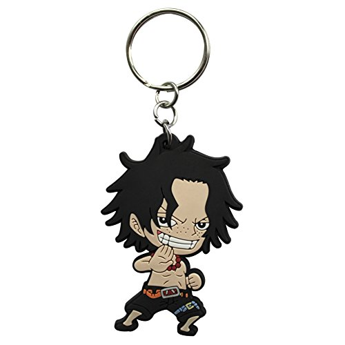 ABYstyle - ONE PIECE - Llavero PVC - Ace SD