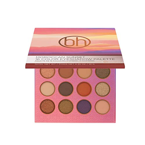 Moroccan Sunset – 16 Farben Shadow Palette