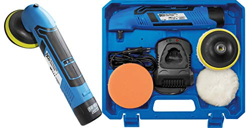 BGS 9259 | Pulidora batería | máx. 3.000 rpm | 10,8