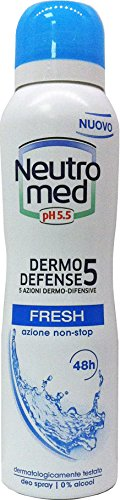 neutromed Deo personne Spray Fresh 150 ml
