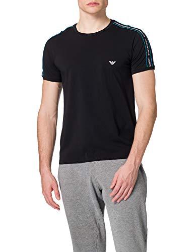 Photo of Emporio Armani Men's Underwear T-Shirt Core Logoband, Black, M
