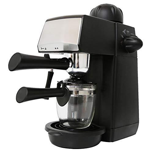 INEP Kaffeemaschine, Espressomaschine professionelle italienische Cappuccino-Maschine automatische Dampfpumpe unter Druck gesetzt Milch Halbautomatische Espressomaschine - Büro